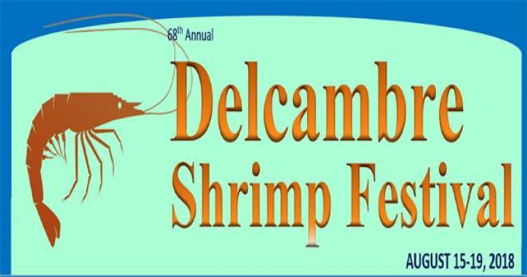 Delcambre Shrimp Festival