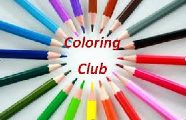 Sulphur Library: Color with Us