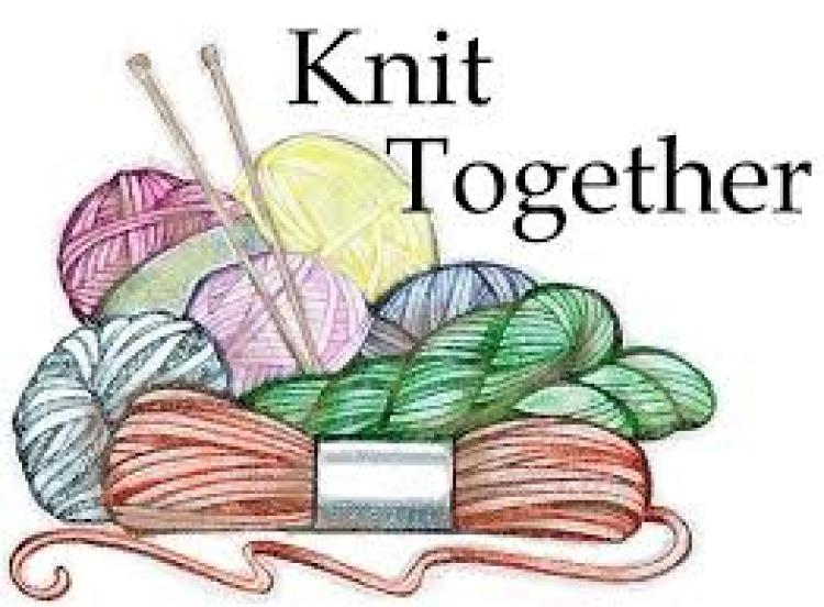 Sulphur Library: Knit Together