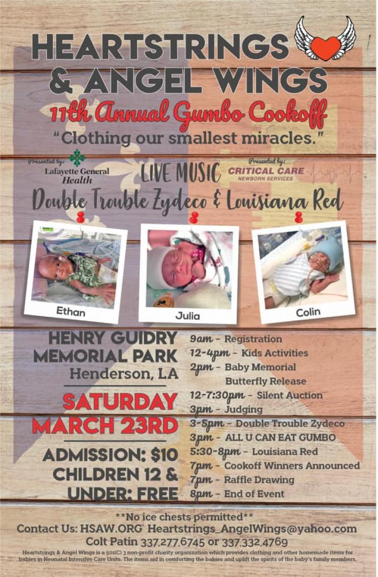 11th Annual Gumbo Cookoff
