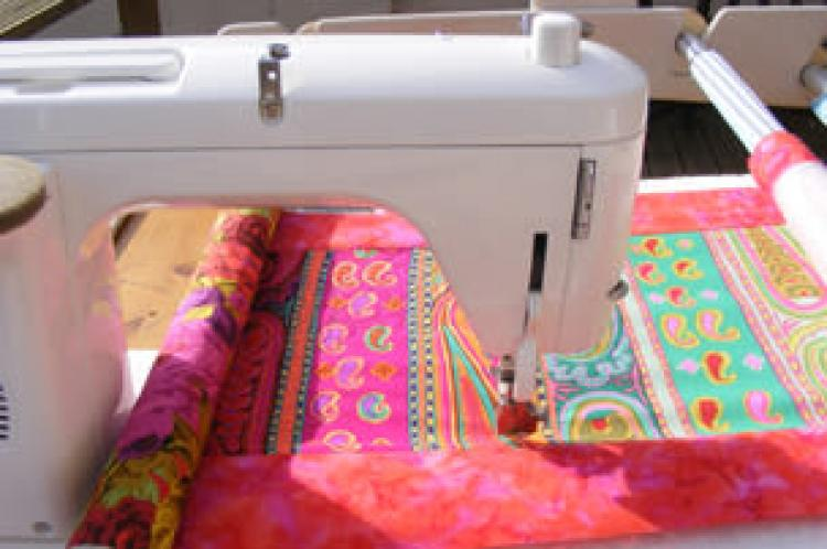 Quilts Bayou: Open Sew