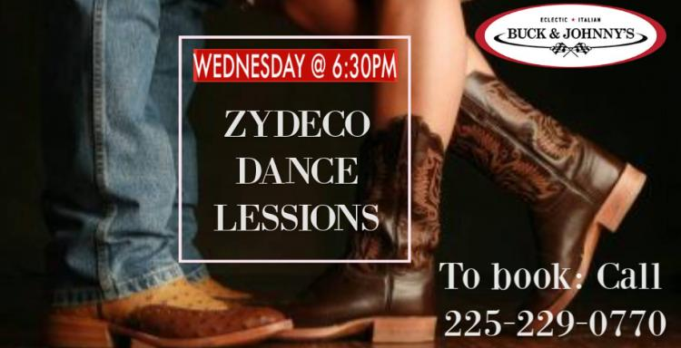 Zydeco Dance Lessons