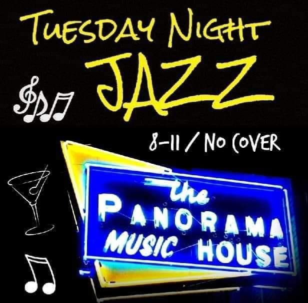 Jazz Tuesdays at Panorama