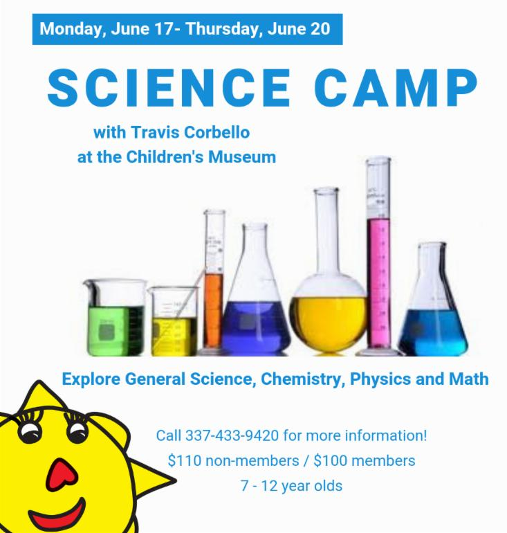 The Children's Museum: Science Camp