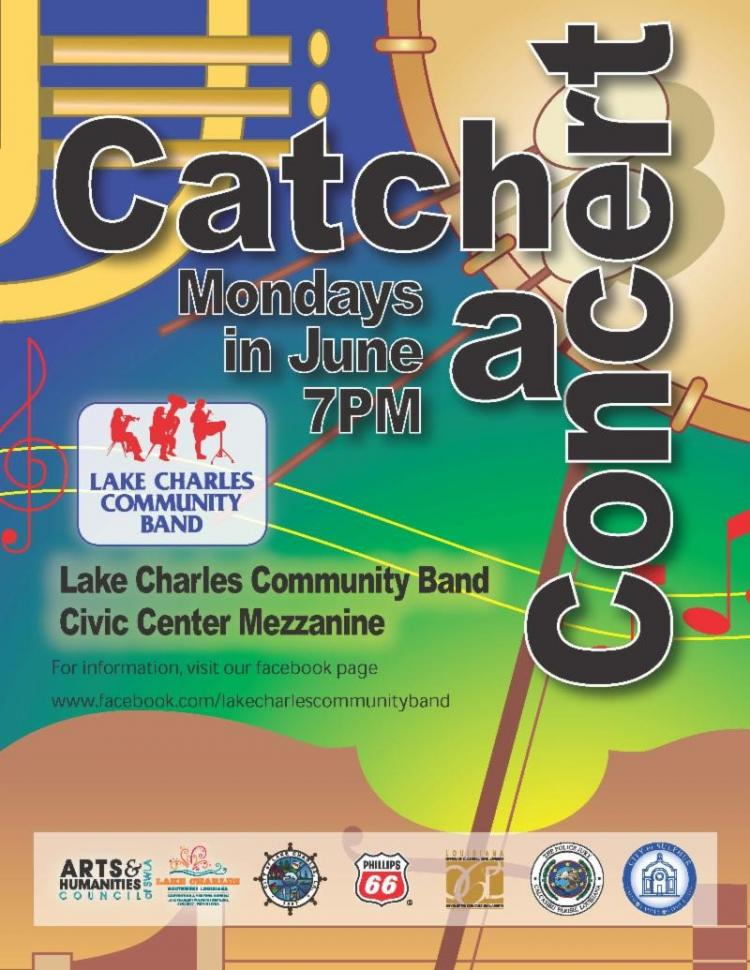 LC Community Band: Catch a Concert