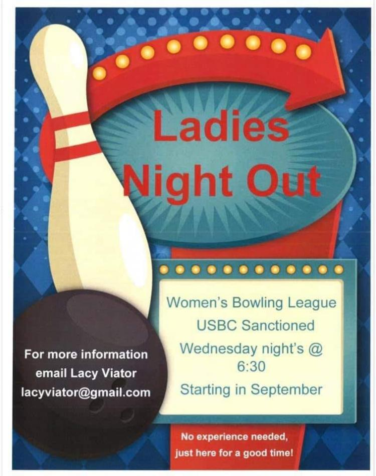 Women's Bowling League