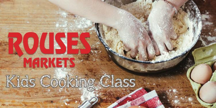 Kids Class with Chef Sally
