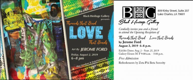 Threads that Bind, Love that Bonds by Jerome Ford