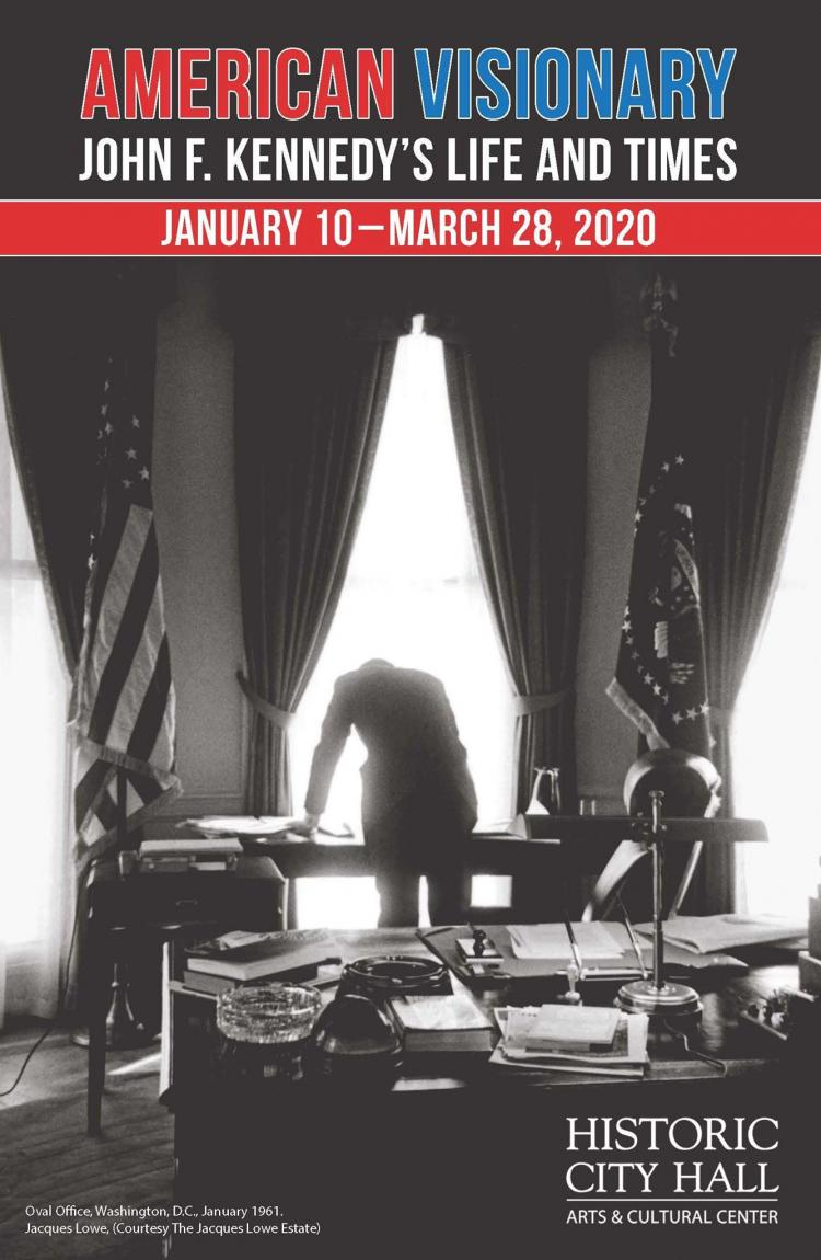 American Visionary: JFK's Life and Times