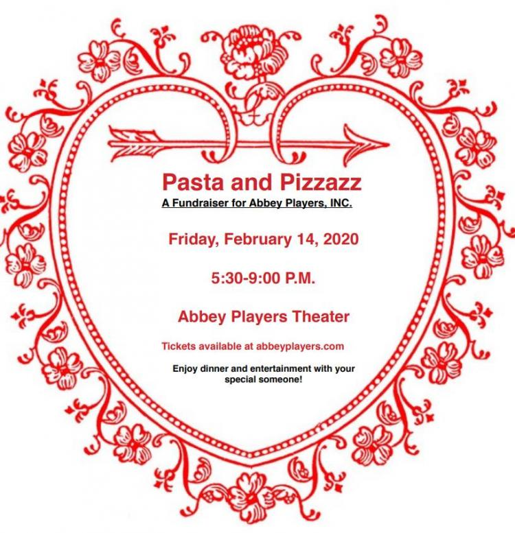 Pasta and Pizzazz - A Valentine's Fundrasier