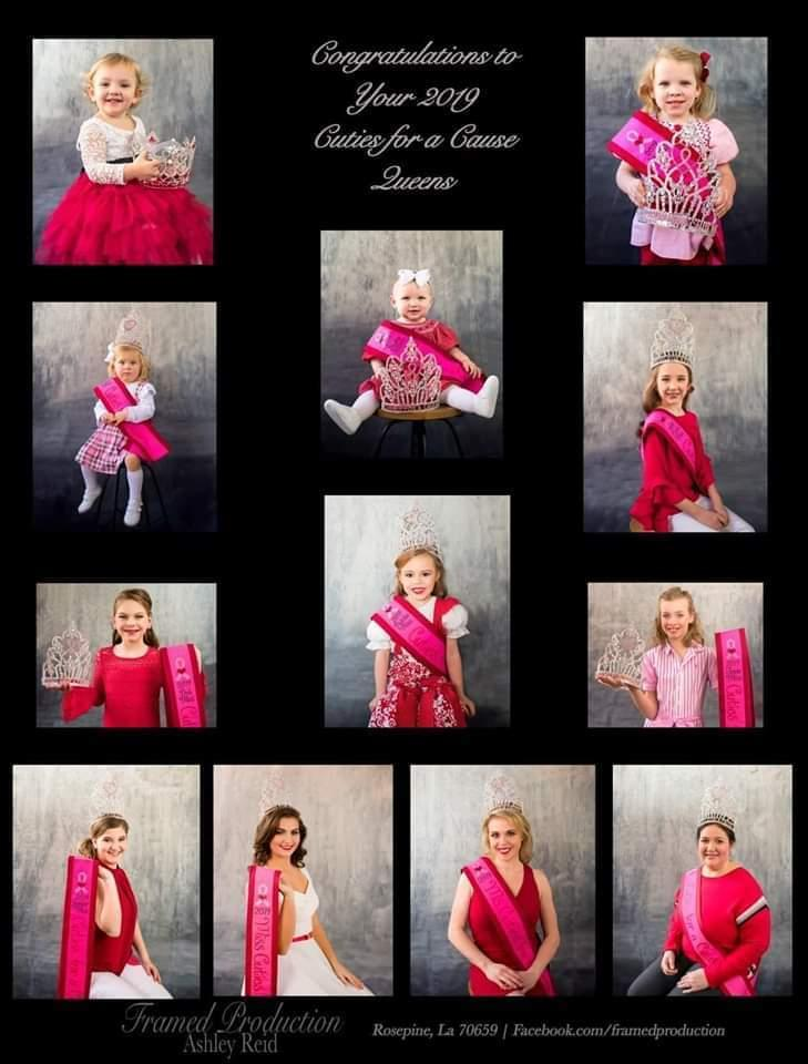 4th Annual Cuties For A Cause Pageant