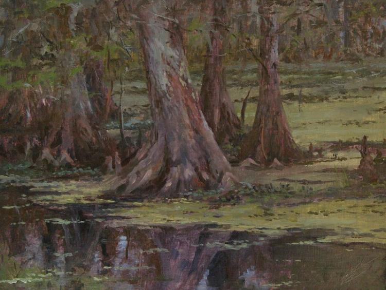 Shadows-on-the-Teche Plein Air Painting Competition
