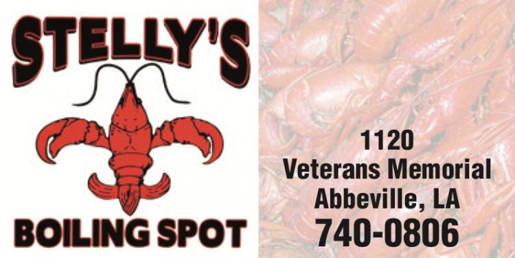 STELLY'S BOILING SPOT:  We are now partnered with Hot Box!