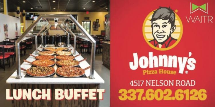JOHNNY'S PIZZA HOUSE:  Pick-Up & Delivery Options!