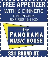 PANORAMA MUSIC HOUSE:  Live Stream Music with Us!