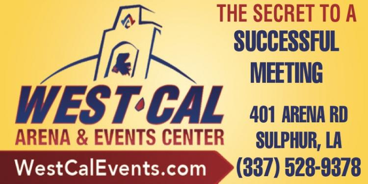 WEST CAL ARENA & EVENT CENTER:  LIMITED HOURS & APPOINTMENTS NECESSARY