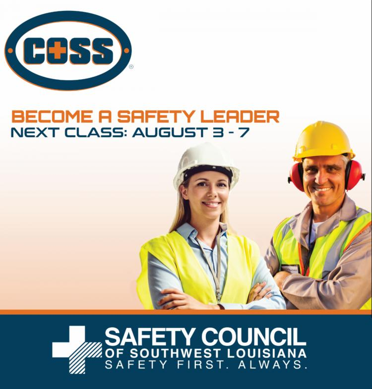 Certified Occupational Safety Specialist Class