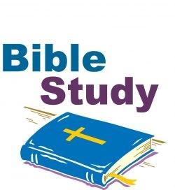 Mens Bible Study every Sunday 6:00pm