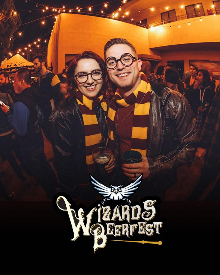 HARRY POTTER THEMED BEER FESTIVAL COMING TO RIVERSIDE