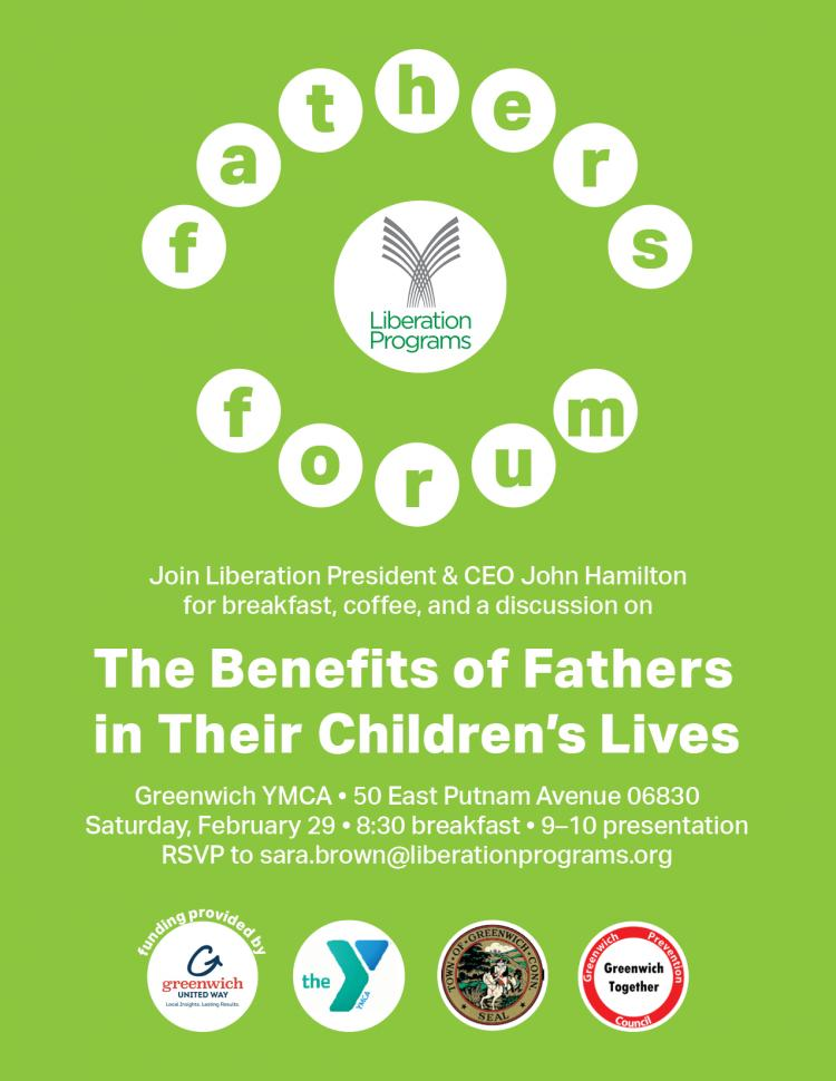 Greenwich Father's Forum