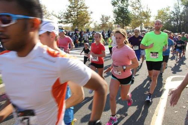 Dairy Air 10k, 5k & ½ Mile Hay You Kids' Run