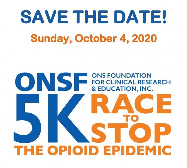 ONSF 5K Race to Stop the Opioid Epidemic
