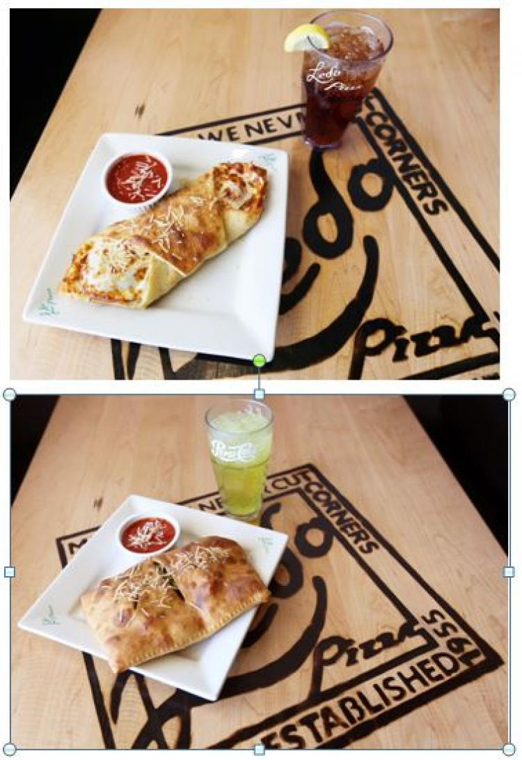 Ledo Pizza NMB Every Mon. $5 Calzone or Stromboli ALL DAY