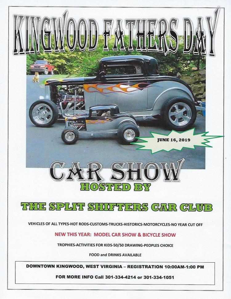 Kingwood Father's Day Show