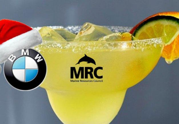 4th Annual BMW Margaritas for Mangroves Holiday Benefit for the Lagoon!