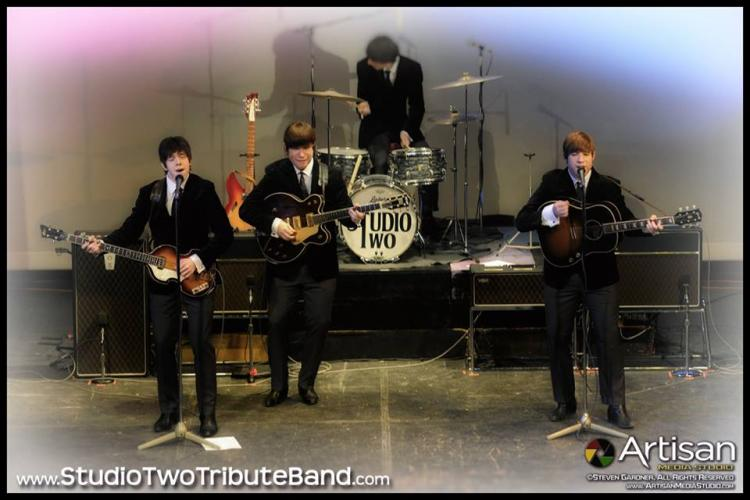 Studio Two The Beatles Tribute Live at One Longfellow Square