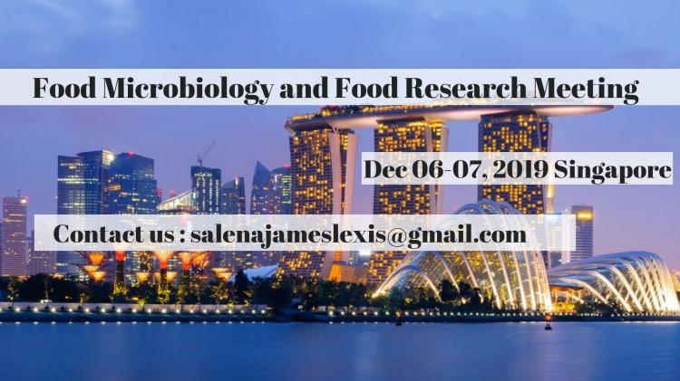Food Microbiology and Food Research Meeting