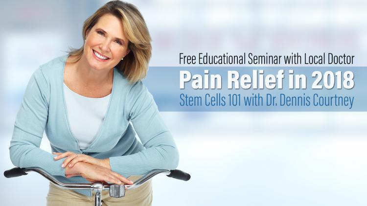 Stem Cells 101: Discover Pain Relief