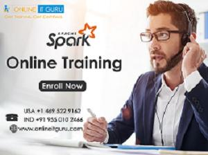 Apache Spark Certification Training through online by OnlineITGuru