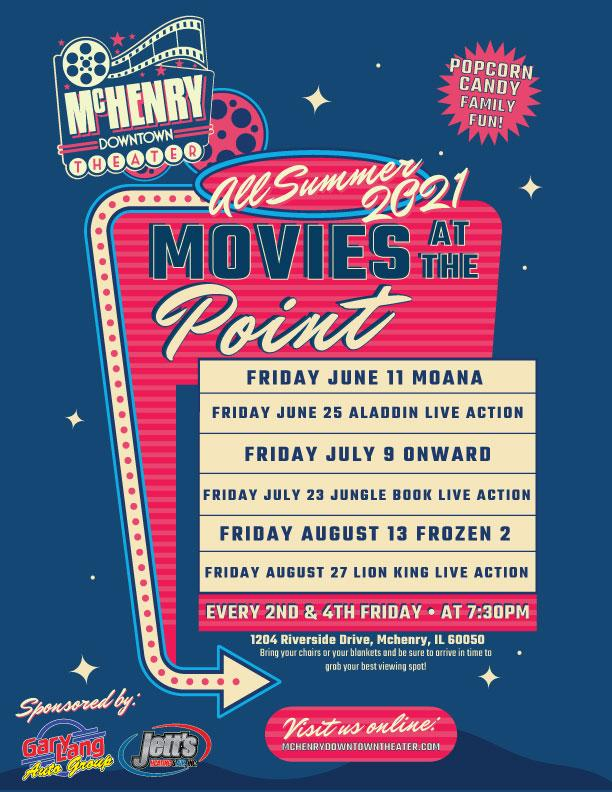 Movies at the Point