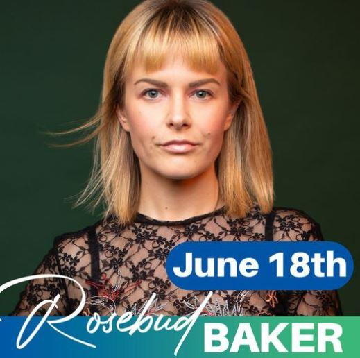 Comedy Night with Rosebud Baker at McHenry Downtown Theater