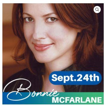 Comedy Night with Bonnie McFarlane at McHenry Downtown Theater