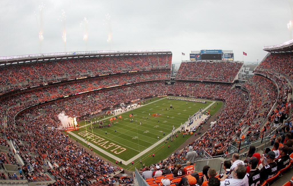 Cleveland Browns vs. New York Giants (Pre-season)