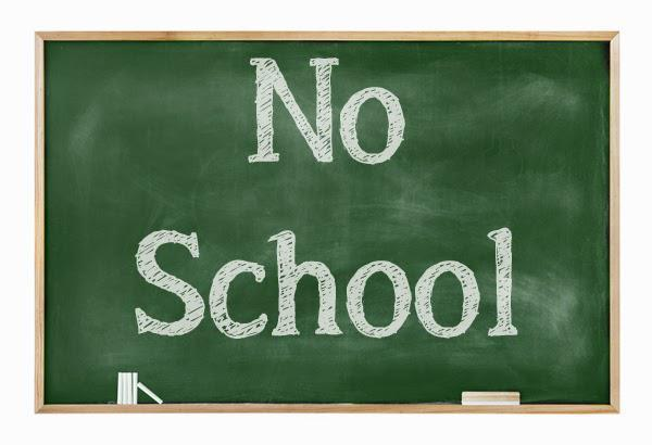 No School for Independence Schools - Good Friday