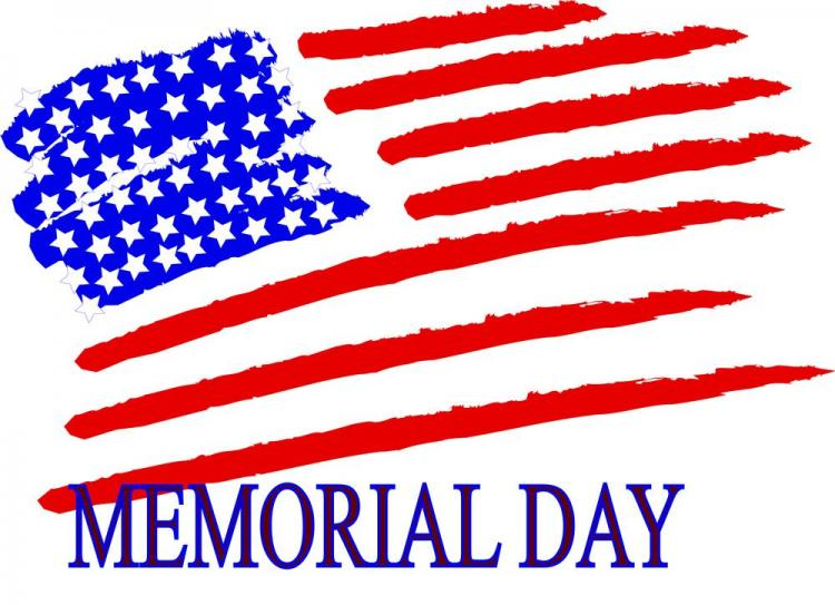 Memorial Day - St. Mary's Catholic School