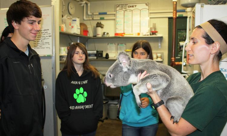 Career Day at Cleveland Metroparks Zoo