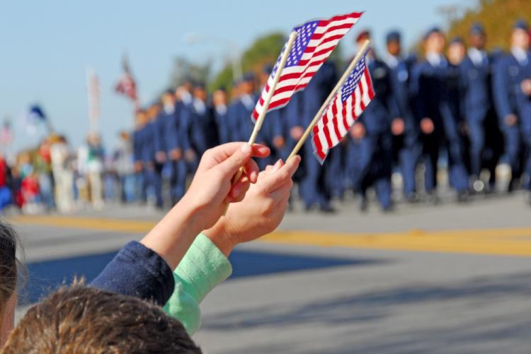 Memorial Day Parade 9AM Broadview Heights