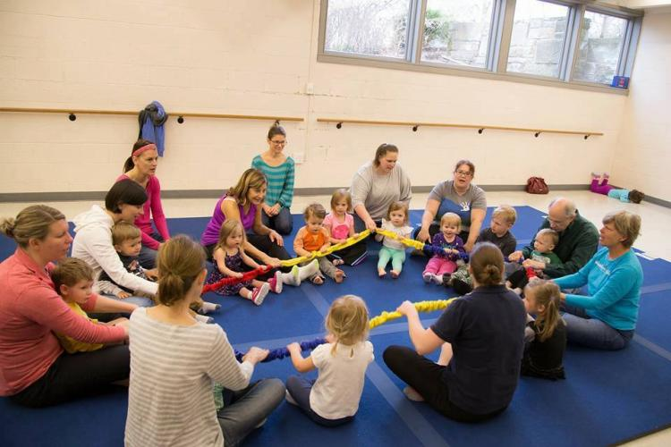 The Music Class with Miss Jen, Thursdays 10 am