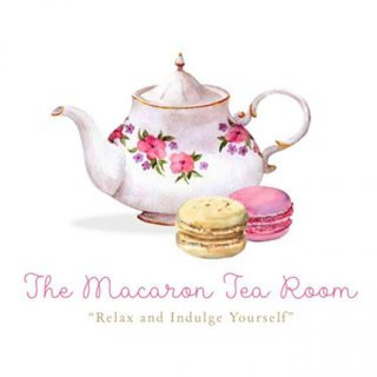 GRAND OPENING! The Macaron Tea Room!