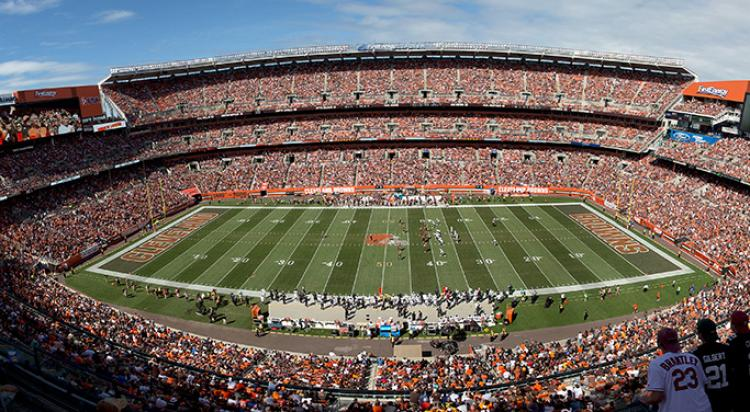 Cleveland Browns vs. New Orleans Saints (Away)