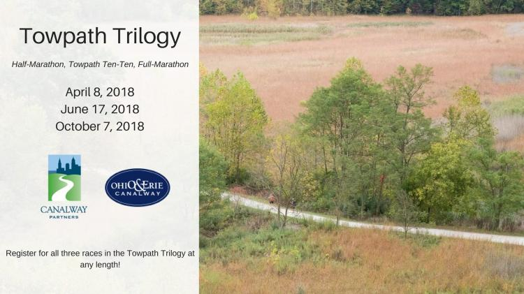 Towpath Trilogy 2018