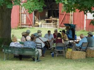 Music in the Valley Folk and Wine Festival!