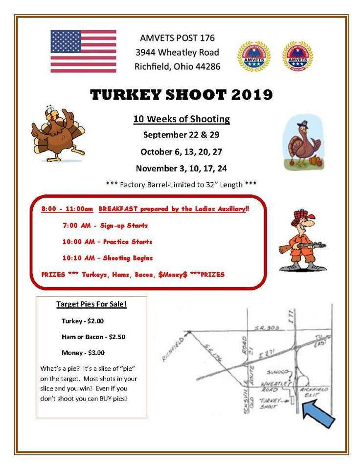 Richfield's Turkey Shoot 2019