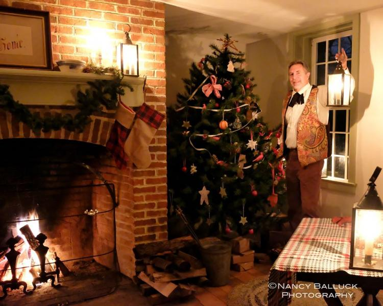 Holiday Lantern Tours in Bath- Reservations Required