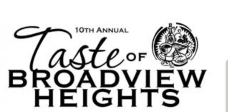 Get your tickets NOW For the 10th Annual Taste of Broadview Hts-Jan 29th