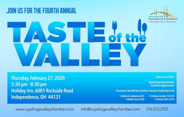 4th Annual Taste of the Valley in Independence